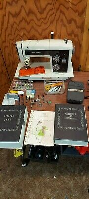 Heavy Duty Leather Upholstery Denim Vinyl Sewing Machine Serviced Accessories