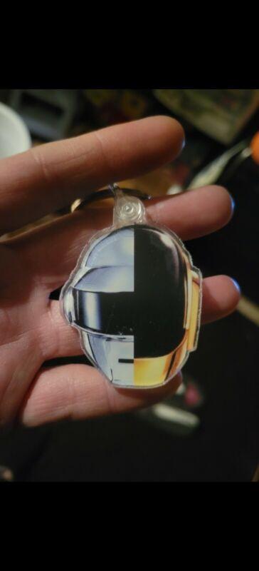 Daft Punk Acrylic Keychain