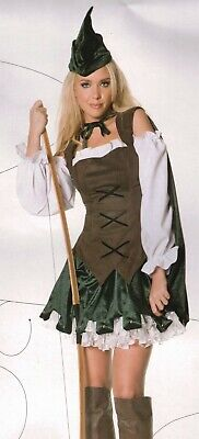 ROBIN HOOD COSTUME FOR WOMEN PLUS SIZE