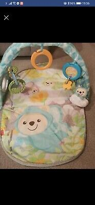 Used, Fisher price baby play gym for sale  Shipping to South Africa