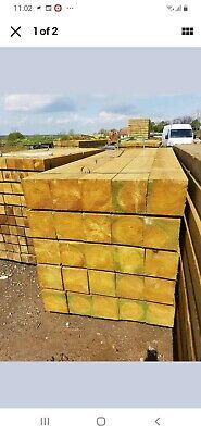 Timber posts 200x200x3.0m