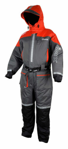 Imax Ocean Floatation Suit 1-Piece Suit Ice Fishing / Sea Fishing / Yachting