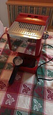 GranGaggia Deluxe Red Macchina Manuale per il Caffè Espresso, per Macinato ecc.