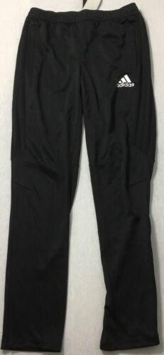 Adidas Youth Athletic TIR017 Climacool Soccer Sweat Pants Black BK0351 Size L