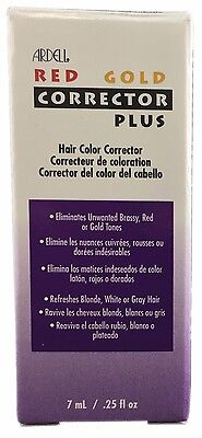 Ardell Hair Color Corrector Red Gold Corrector Plus - Cherry Hair Color