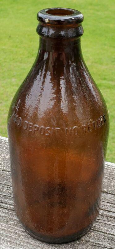 Vintage 1947 Anchor Hocking beer bottle