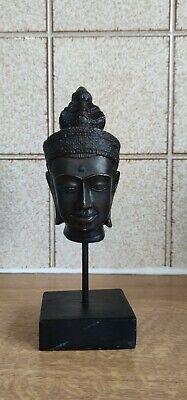 Amazing Decoration Antique Buddha face Statue