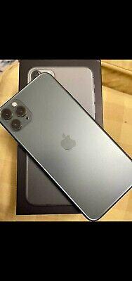 Apple iphone 11 pro max unlocked 64GB 100% functional