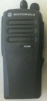 Cp200d Vhf Radio With Antenna Nad6566