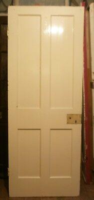 4 panel interior door 77 1/2