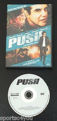 Push DVD Charlotte Ayanna, Michael Rapaport, Chazz Palminteri