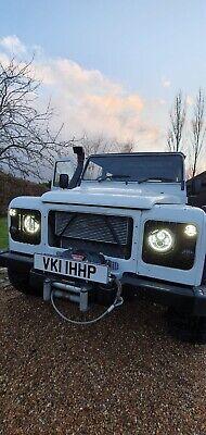 Land Rover Defender /& Range Rover Headlamp Surround Captive Nuts x10-79051