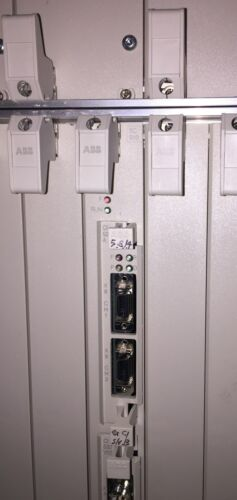 ABB Advant OCS Submodule Carrier SC510
