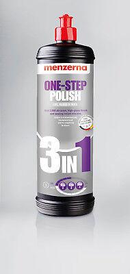 Menzerna One-Step Polish 3in1, 250ml, Hochglanzfinish und Versiegelung