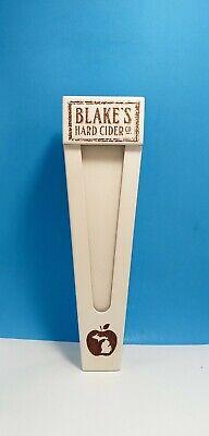 Blake's Hard Cider Co. Craft Beer Tap Handle