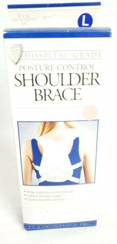 Shoulder Brace Posture Control Corrector Support FLA Orthope