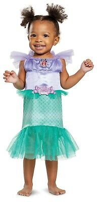 Infant Disney Baby Ariel The Little Mermaid (Little Mermaid Baby Kostüme)