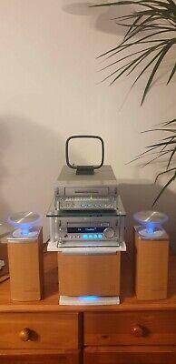 Sony - SA-CSD1 - Hi-Fi set - retro - cd - tape