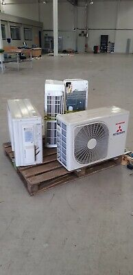 mitsubishi air conditioning units 2 Indoor Units 2 Outdoor Units