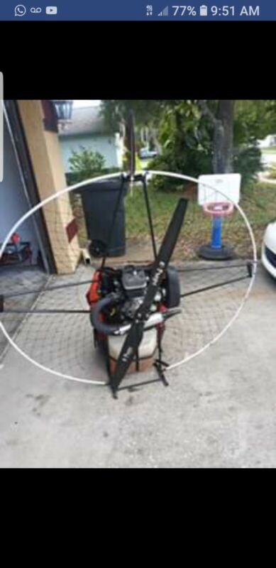 paramotor outdoor sports air conception