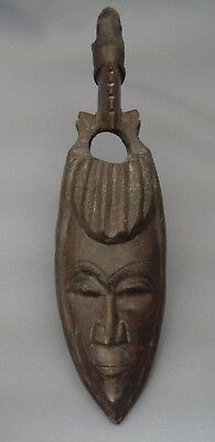 Lovely Mask African Wooden Exotic (5)