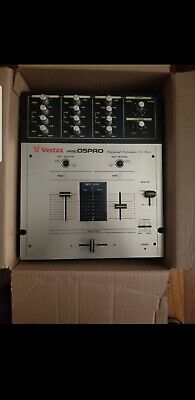 Vestax PMC 05 Pro Mixer. No power cord