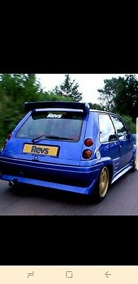 Renault 5 GT Turbo Prima Racing Magazine featured Barn find Drive Home Project