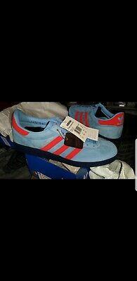 Adidas Manchester Gt Uk10 Bnib Amsterdam Bern Koln Dublin Berlin City