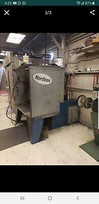 Nordson Econo Coat Powder Coating Booth