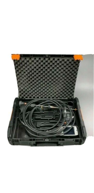 Flue Gas Analyzer Testo 330-1 LL 0516.3330 Messgerätekoffer - Box Set