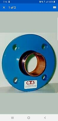 Cts Bf003 Copper Flange Adapter Class 150 3
