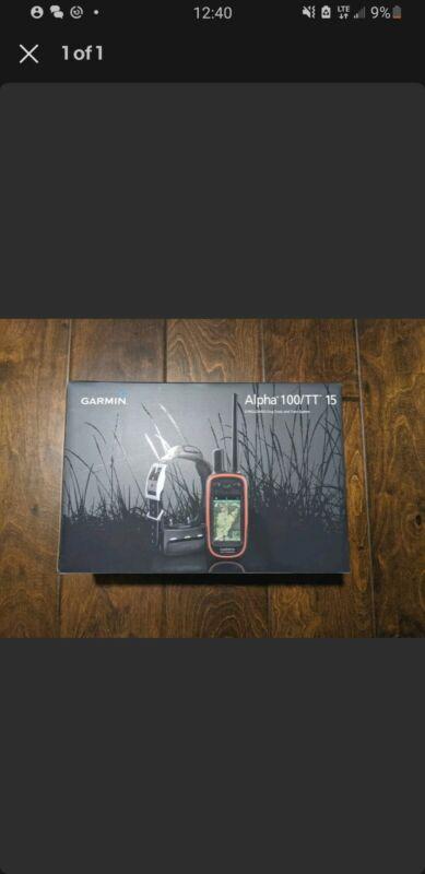 Garmin Alpha 100/TT 15 Bundle