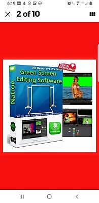 Green Screen Software | Video & Photography Compositing | Natron 2020 lifetime