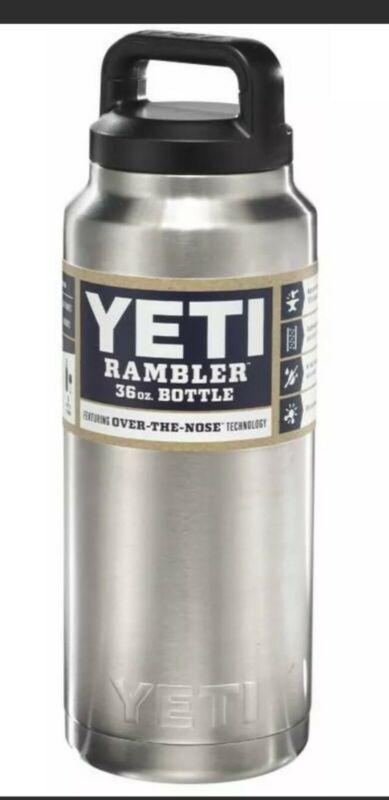 Yeti 36 oz rambler bottle