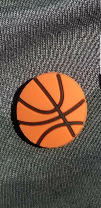 Clog Shoe Charm Button Plug For Croc Accessories BasketBall Sports symbol