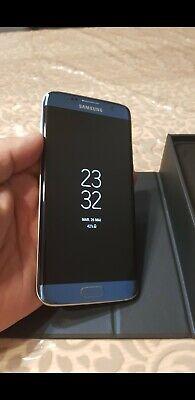 Samsung Galaxy S7 edge SM-G935F - 32go blue-coral(Désimlocké) parfait état.  for sale  Shipping to Nigeria