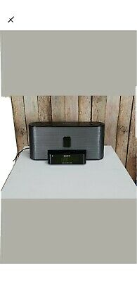 SONY Dream Machine ICF-C1iPMK2 FM/AM Alarm Clock Radio iPhone iPod Dock