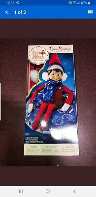 Elf On The Shelf Totally Tubular Snow Tube Set Outfit Doll Clothes Claus Couture