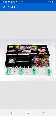 DIY Loom Bands Kit Includes 600 Rubber Bands And 25 - Rubber Band Loom Kit