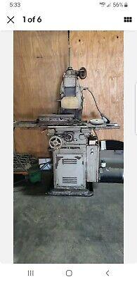 Brown Sharpe 2lb Surface Grinding Machine 18 Grinder Magnetic Chuck