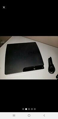 Sony PlayStation 3 Slim 120GB - System Firmware PS3 3.55 OFW