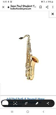 Jean Paul USA TS-400 Tenor Saxophone With Case - Key of Bb w/Carrying