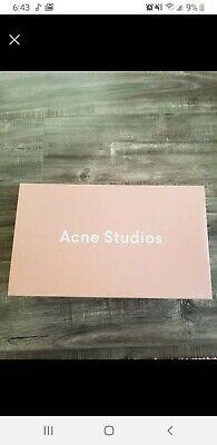 Acne studios men shoes