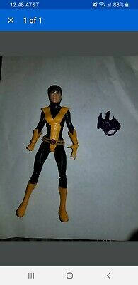"""MARVEL LEGENDS KITTY PRYDE 6""""  LOOSE ACTION FIGURE FROM THE JUGGERNAUT WAVE"""