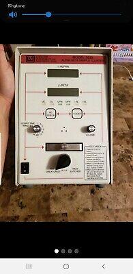 Ludlum Model 3030 Alpha Beta Counter
