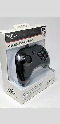 PDP Versus Controller Fight Pad ~ For PS3 (Playstation 3) BRAND NEW