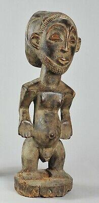 HEMBA Singiti Ancestor Figure Congo African Tribal Art Statue Sculpture 1340