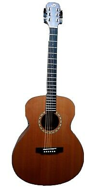 Dowina Vectis Cedar Hand-made Acoustic Guitar