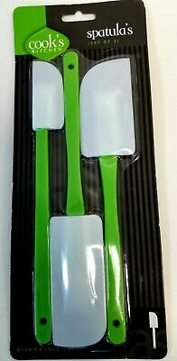 ) Cook's Kitchen Spatulas Dishwasher Safe ~ Insurance + Trac