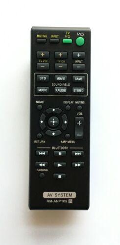 New Usbrmt Remote Rm-anp109 For Sony Av System Dav-tz710 Hbd-dz170 Hbd-dz175